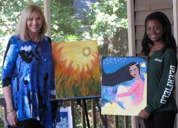 Register for the 2020 Free to Create Art Retreat April 29-May 3, 2020