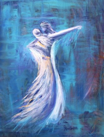 Bridal Dance - May you dance with freedom and grace.